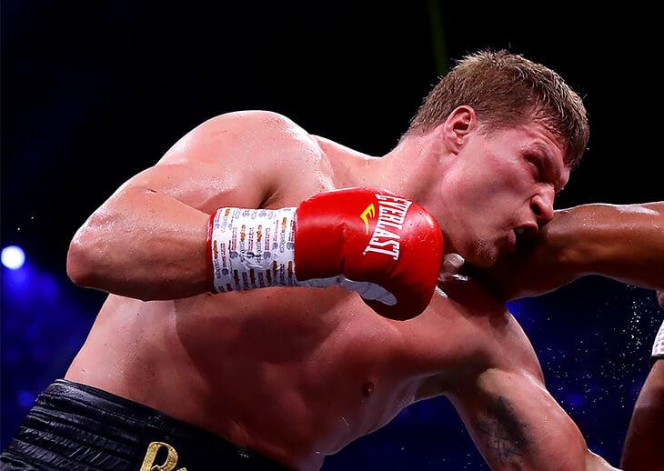 Поветкин против Уайта: онлайн-трансляция титульного боя WBC