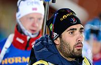 Йоханнес Бо, Мартен Фуркад, Союз биатлонистов Норвегии