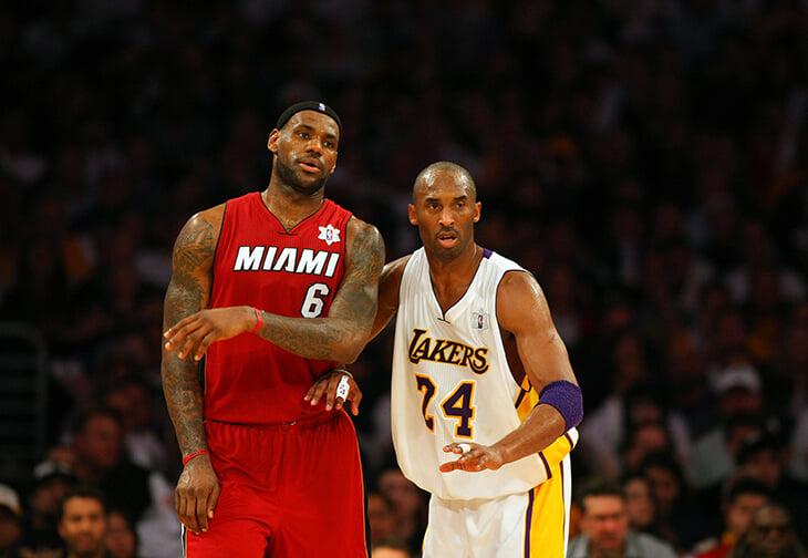 Леброн и Кобе не в топ-9 лучших в истории – это просто мнение или слабый троллинг?