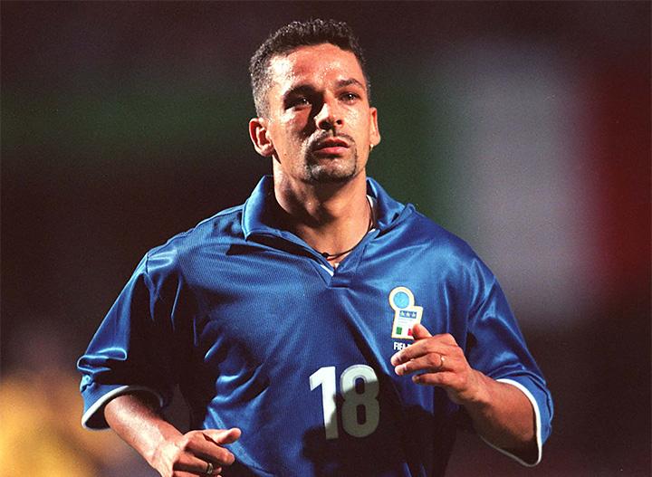 Роберто Баджо, сборная Италии