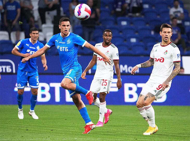 «Динамо» подготовилось лучше «Локо», которому повезло во втором тайме. Шиманьски – просто супер