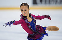 У Тутберидзе еще одна топ-ученица: ей 14, и она прыгает четверные