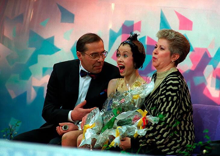 «Я поняла, что стала алкоголиком». Фигуристка Оксана Баюл в 16 лет выиграла Олимпиаду, запила в Америке и лечилась 4 месяца