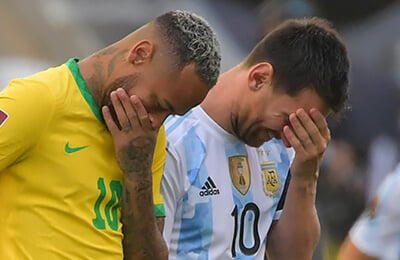 Лионель Месси, Сборная Бразилии по футболу, ЧМ-2022, квалификация ЧМ-2022, Сборная Аргентины по футболу, Лионель Скалони