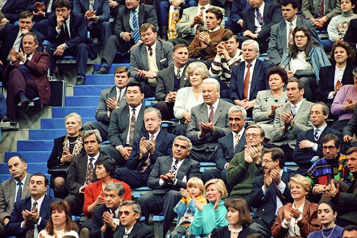 Кафельников и Ельцин: от критики за шумное появление на Кубке Дэвиса до дружеских звонков и шуток про инфаркт