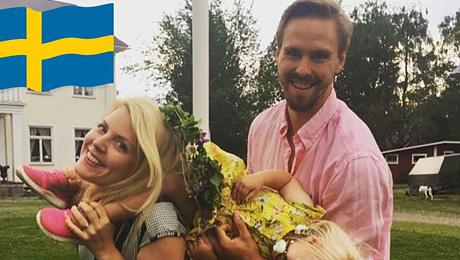 «В России всеобщее помешательство на куриных ножках». Шведский футболист, выбравший хоккей