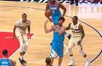 Милош Теодосич, видео, НБА