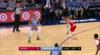 Clint Capela Blocks in Minnesota Timberwolves vs. Houston Rockets