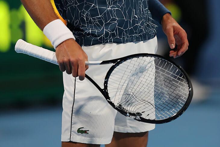 Удар по судье, самобичевание Южного, много Кириоса – лучшая ярость мужского тенниса