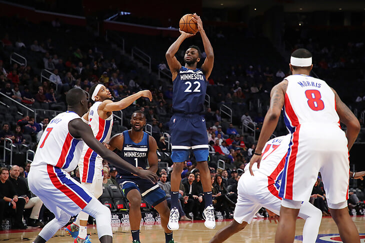 Эндрю Уиггинс вдруг стал полноценной звездой НБА. Почему именно сейчас?