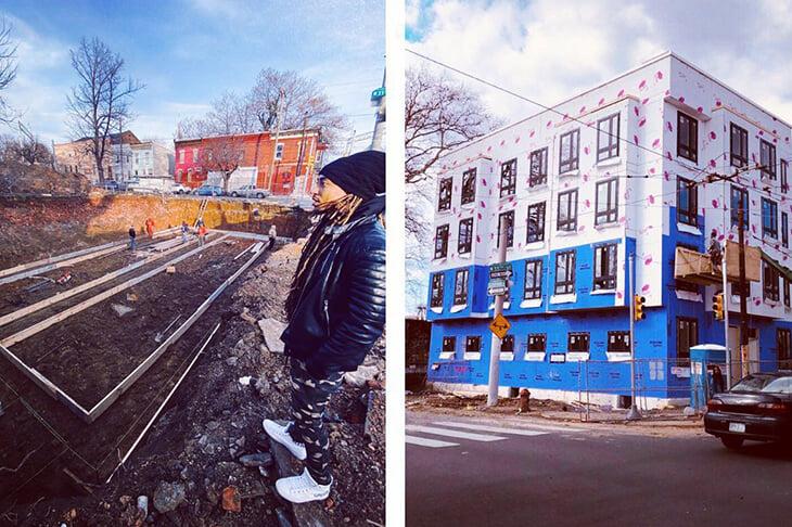 Брэйтуэйт с дядей строит дома в США. Помогают темнокожим стать богаче –хотят сделать 100 тысяч из них миллионерами