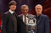 Сборная Франции по футболу, Евро-2020, Сборная Португалии по футболу, Сборная Германии по футболу