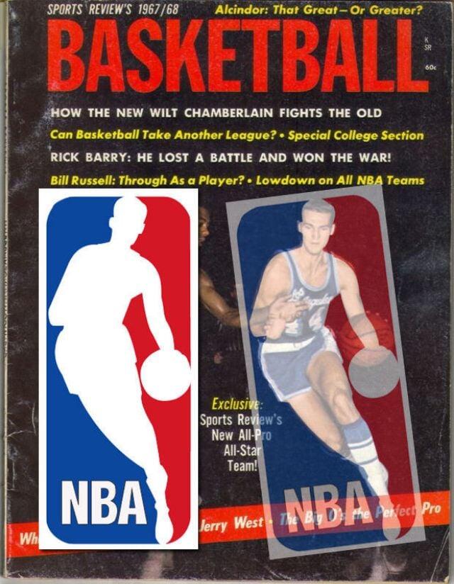 У НБА одна из самых известных эмблем в мире. Но лига до сих пор не признает, кто на ней изображен (хотя все и так знают)