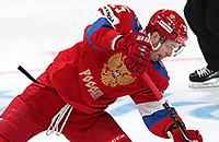 Второй матч России на Кубке «Карьялы». Против Швеции