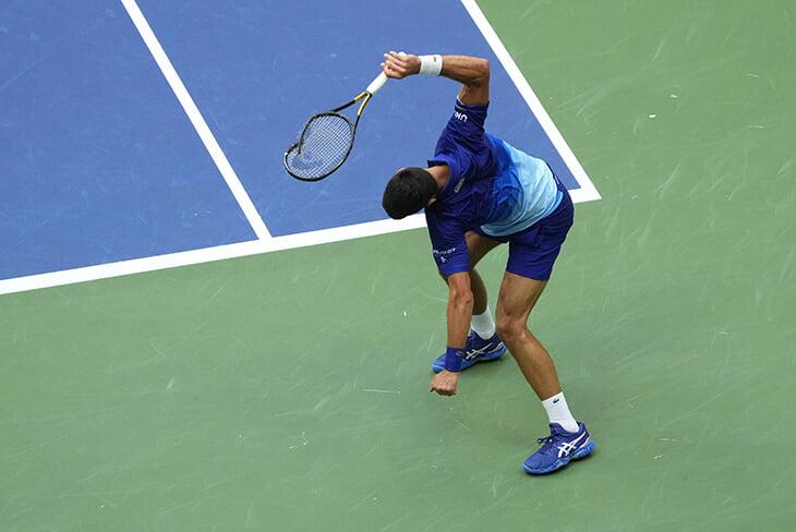 Какой же Медведев красавец! Убойная подача, сверхагрессия, непробиваемость – и плохой день Джоковича – принесли ему US Open