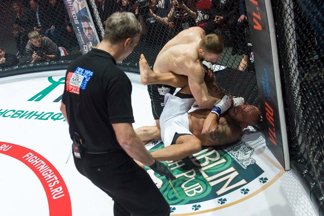 Fight Nights, Маикель Фалькао, Владимир Минеев