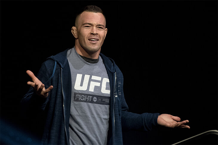 UFC приготовил сумасшедший турнир. Два ненавидящих друг друга бойца, возвращение Ковбоя и зажигающий Чимаев