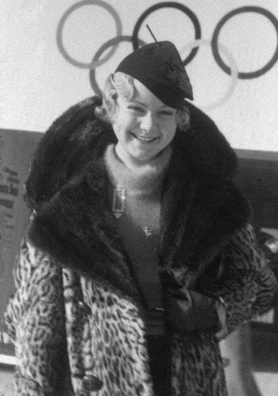 Соня Хени – легенда фигурного катания и Голливуда: выиграла Олимпиаду в 15 лет, ввела моду на мини-юбки и обедала с Гитлером