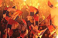 Спартак, ЦСКА, Црвена Звезда, Сборная Сербии по футболу, премьер-лига Россия, высшая лига Сербия, Партизан