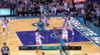 Willy Hernangomez with the huge dunk!