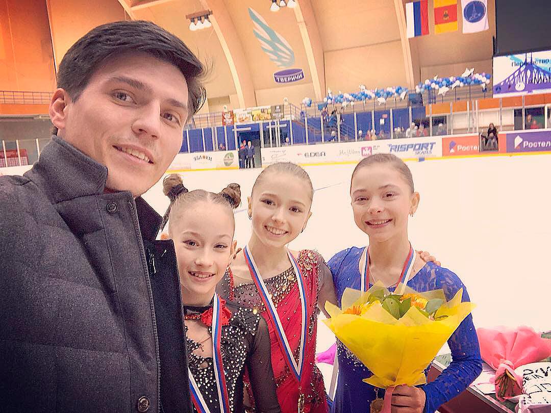 😱 Косторная ушла от Тутберидзе к Плющенко: договорилась о трансфере еще в мае, не хочет кататься с другими девочками Этери