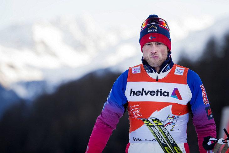 Петтер Нортуг, сборная Норвегии, происшествия, лыжные гонки