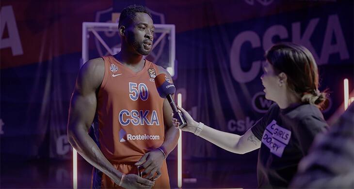 «Способен вписаться в любую систему». Майкл Эрик не заменит Милутинова, но ЦСКА поможет