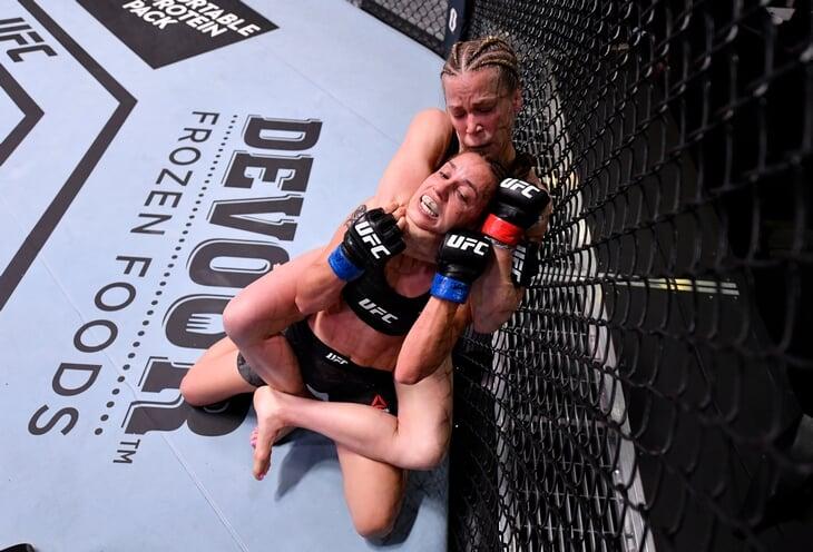 Впервые сестры подерутся на одном турнире UFC. Такого не было даже у братьев Емельяненко