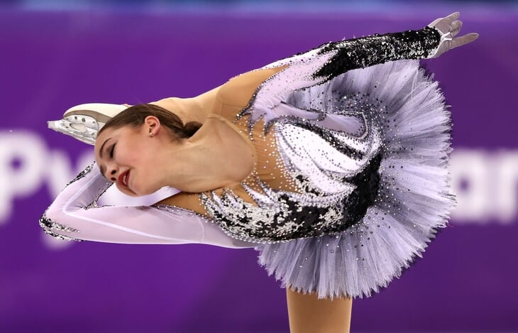 1,31 – магическое число в фигурном катании: столько Плющенко проиграл Лайсачеку, а Загитова выиграла у Медведевой