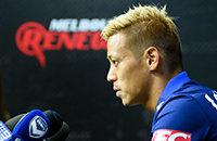 Хонда пашет сутками: играет в Австралии, тренирует Камбоджу и делает в США венчурный фонд с Уиллом Смитом