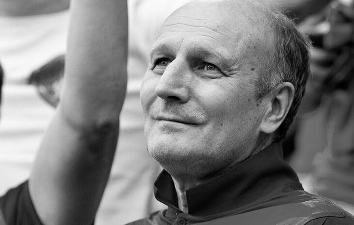 Умер Сергей Герасимец. У него два легендарных гола – Нидерландам за Беларусь и «Торпедо» в главном камбэке «Зенита» 90-х