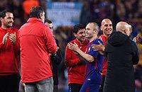Барселона, Ла Лига, видео, Жерар Пике