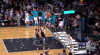 Joe Harris with one of the day's best plays!