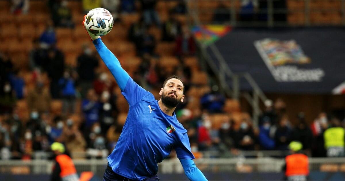 22-летний Доннарумма  самый юный капитан сборной Италии за 56 лет
