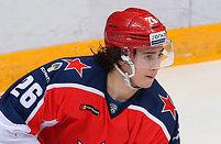Внук Билялетдинова забросил первую шайбу в КХЛ. Разумеется, команде деда