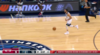 Karl-Anthony Towns attacks the rim!