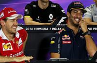 Гран-при Австралии, Феррари, Ред Булл, Себастьян Феттель, Формула-1, Даниэль Риккардо