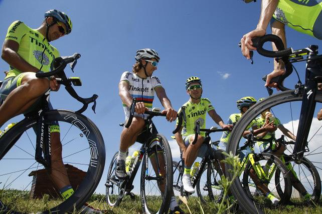 велошоссе, Team Tinkoff, Петер Саган