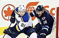 Сент-Луис, Александр Стеен, видео, НХЛ, Владимир Тарасенко, Кевин Шаттенкирк, Виннипег