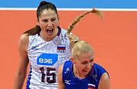 Большой волейбол: девушки уже в Рио, у парней впереди главный матч