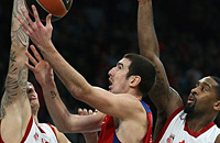ЦСКА, Turkish Airlines Euroleague, Бамберг