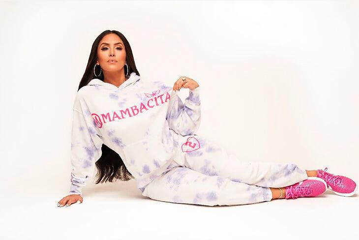 Вдова Кобе разорвала контракт с Nike, создала коллекцию одежды в честь погибшей дочери и разрабатывает бренд имени Брайанта