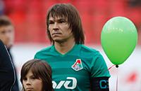 Лоськову – 43, и он снова играет за «Локомотив»