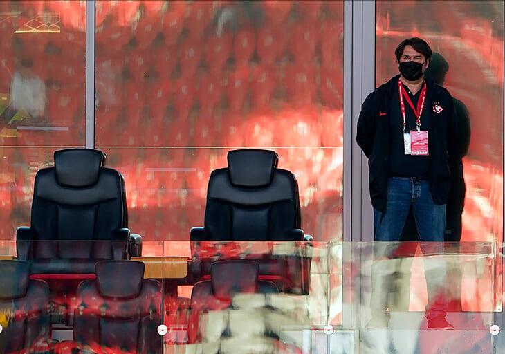 «Спартак» в 2020-м: снятие с чемпионата, появление Заремы, перчатка Газизова, Кокорин и Мальдивы ?