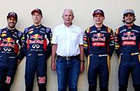 Какая из команд концерна «Ред Булл» в этом году выступит успешнее в «Формуле-1»?