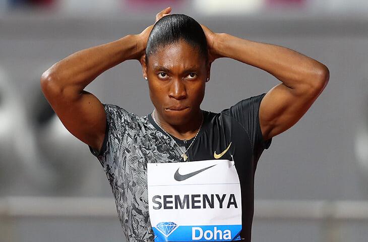 IAAF, Кастер Семеня, Себастьян Коу, бег