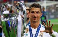 Роналду просит переименовать ЛЧ в CR7 Champions League. Он прав