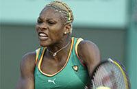 Серена Уильямс, Ролан Гаррос, WTA, сборная Камеруна, Ригобер Сонг, Puma, чемпионат мира, игровая форма, стиль, Игровая форма