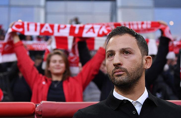 Тедеско был классным тренером «Спартака». И уходит, оставляя приличную команду