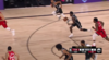 Caris LeVert 3-pointers in Brooklyn Nets vs. Toronto Raptors